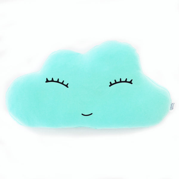 Happy cloud - turquoise
