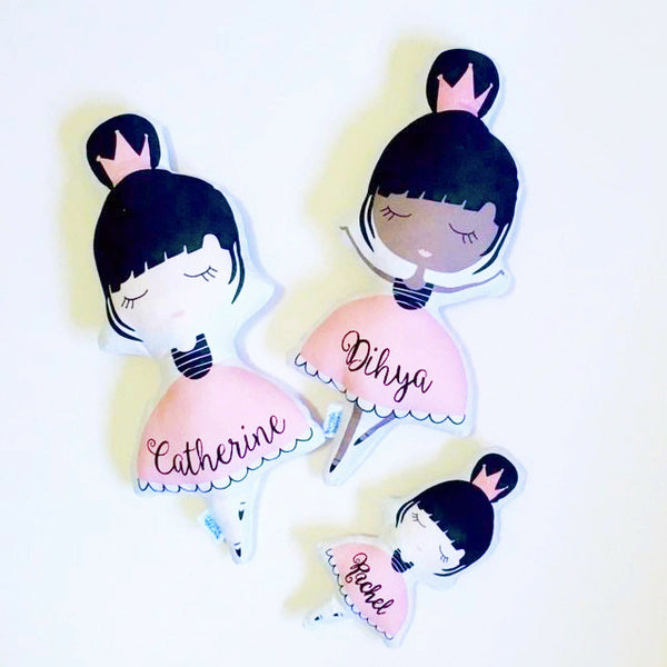 Princess Ballerina - Personalised
