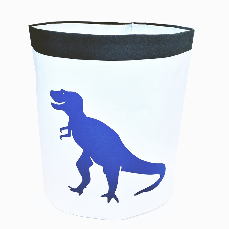 Dinosaur Storage Bag - Blue