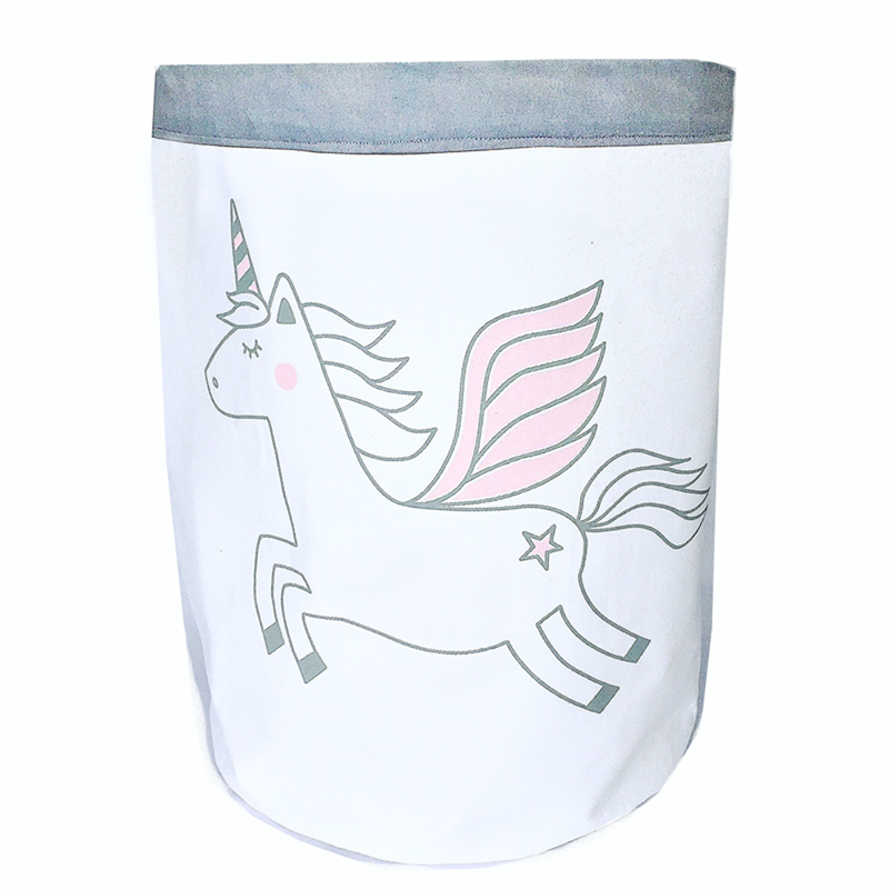 Unicorn Storage Bag - Pink