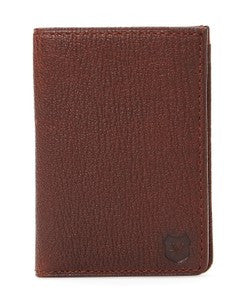 Andrew Marc Brown Passcase Billfold Wallet