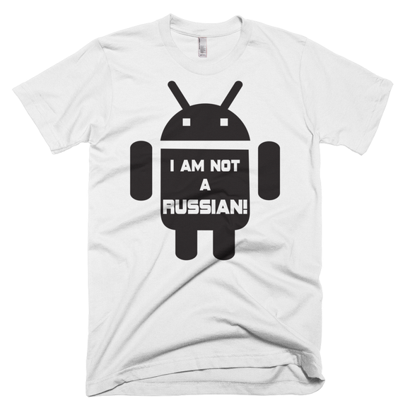 I Am Not A Russian Bot T-Shirt