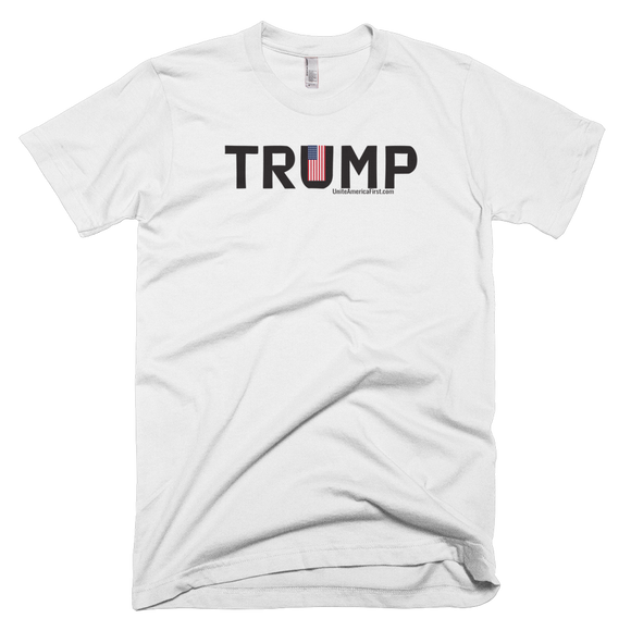 UAF Trump T-Shirt Made in the USA