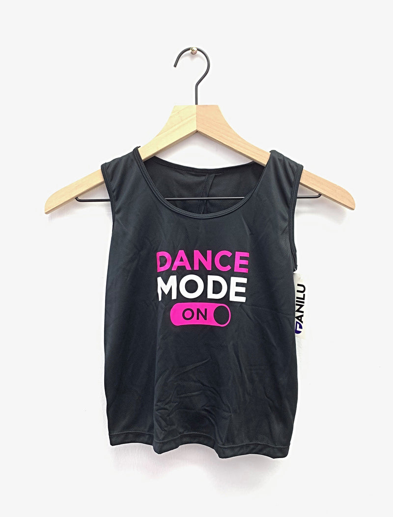 Dance Mode Tank - Fanilu