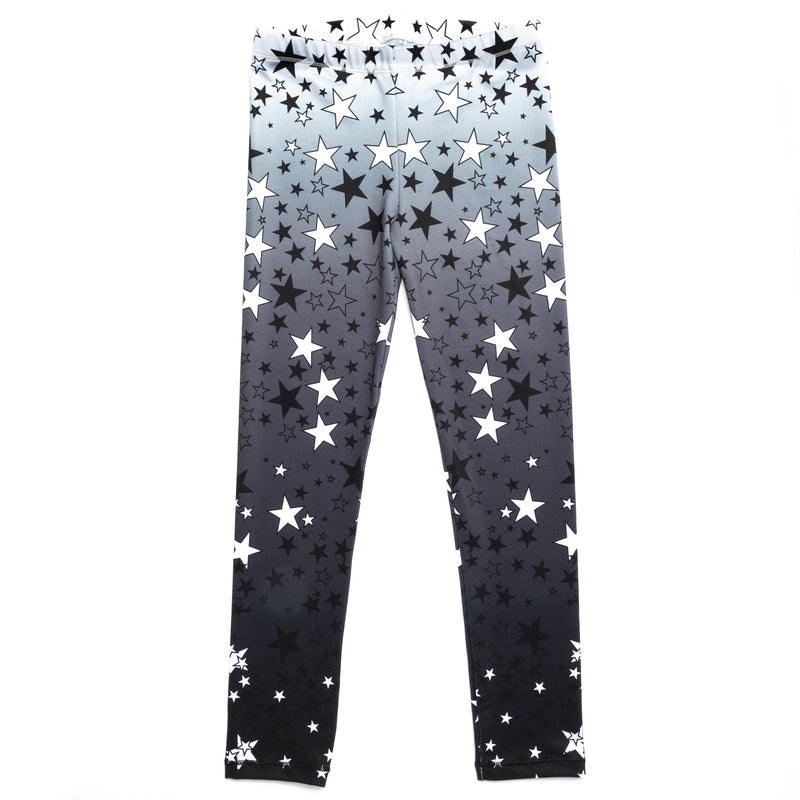 Ombre Star Leggings-Fanilu