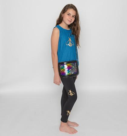 Bee Leggings-Legging-Fanilu