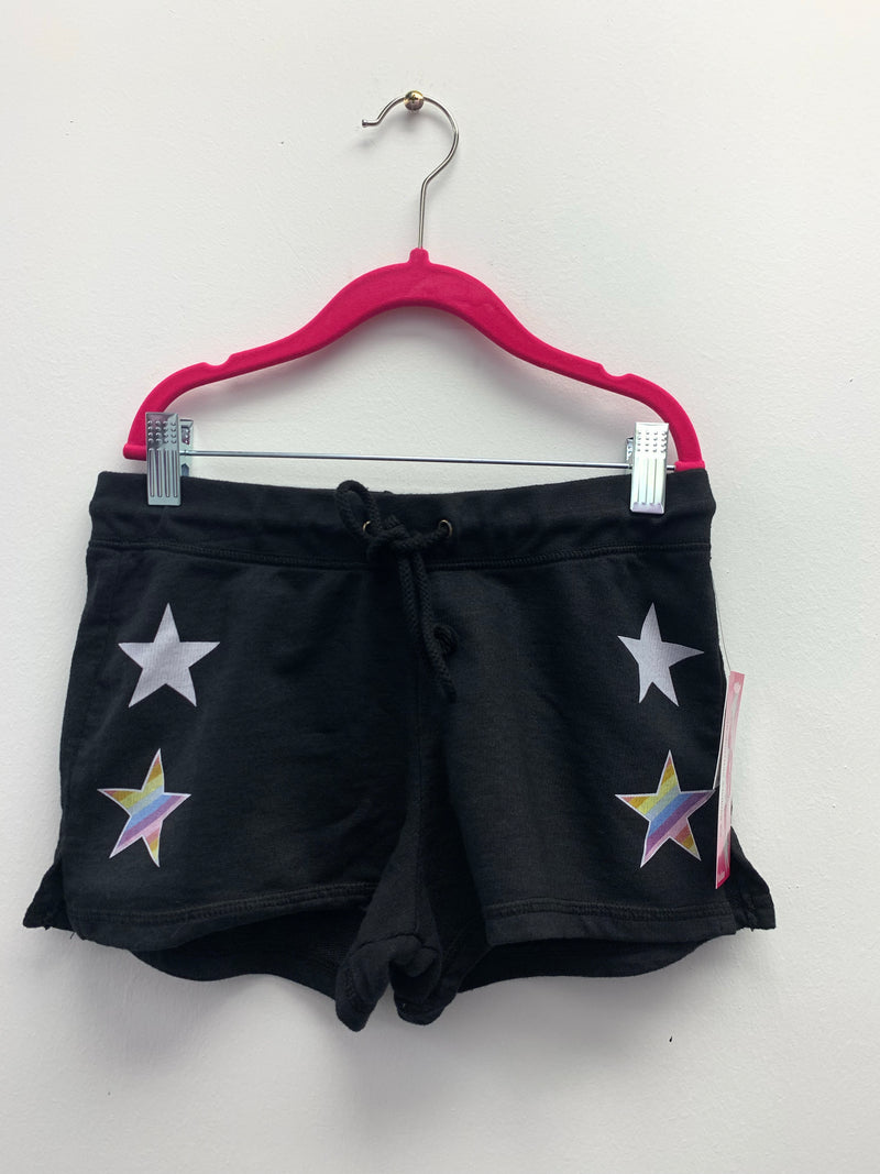 Girls LT WT French Terry Short With Side Slits-Fanilu