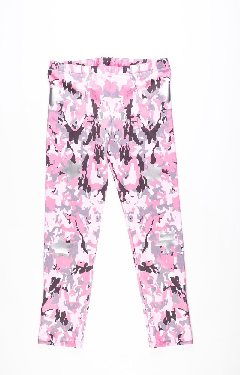 Camo Pink Leggings