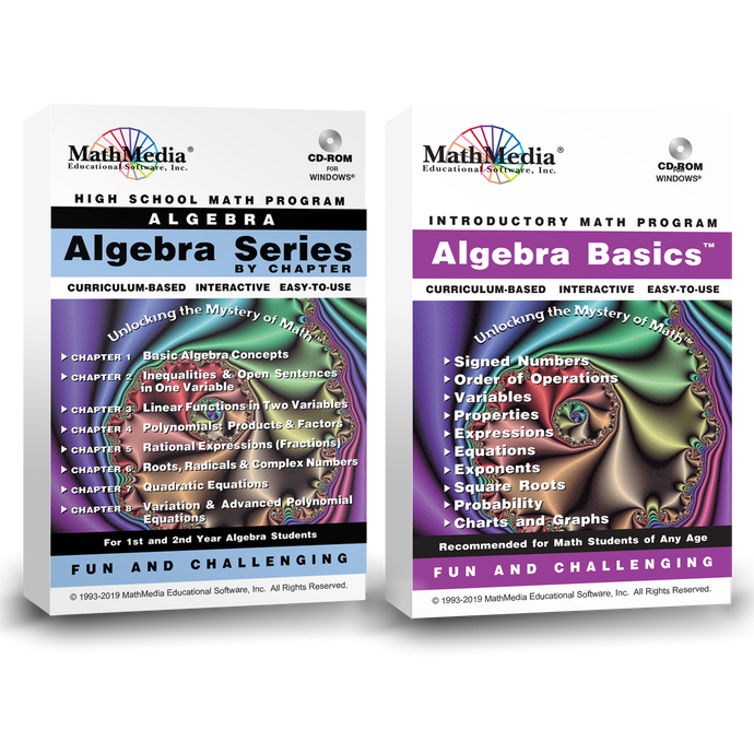 Algebra Series Plus Algebra Basics®