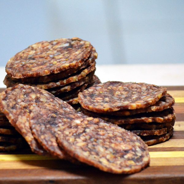 Droewors Wheels (10)  (Air dried beef patty)