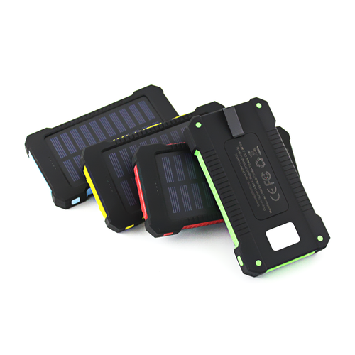 Portable Waterproof Solar Phone Chargers