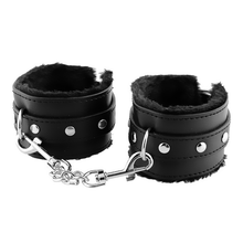 Handcuffs and Blindfold Set