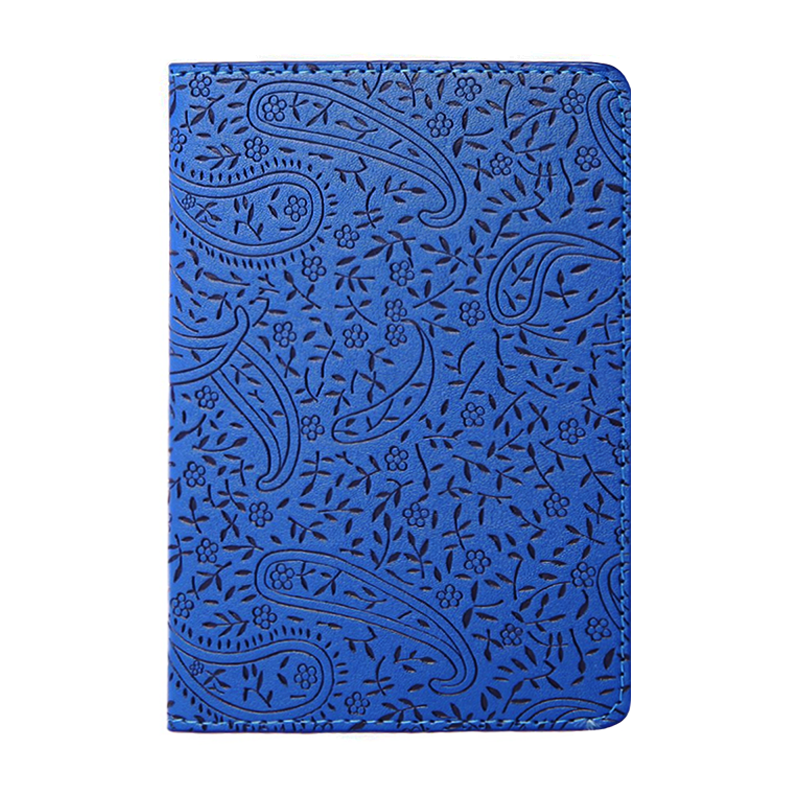 Embossed Design Passport Cover / Card Holder