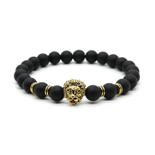 SPECIAL OFFER: Gold Lion Bracelet - Matte