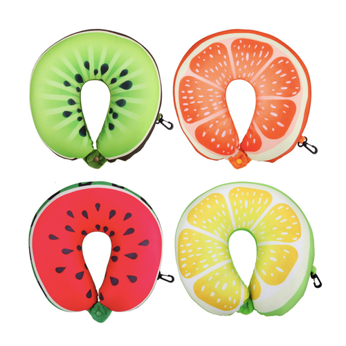 Fruit Travel Pillows