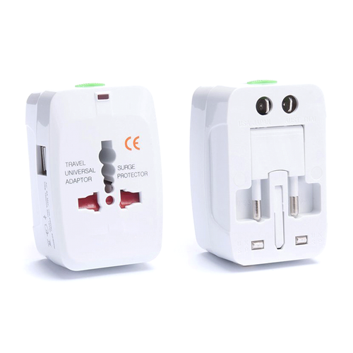 Universal Power Adapter (150+ Countries)