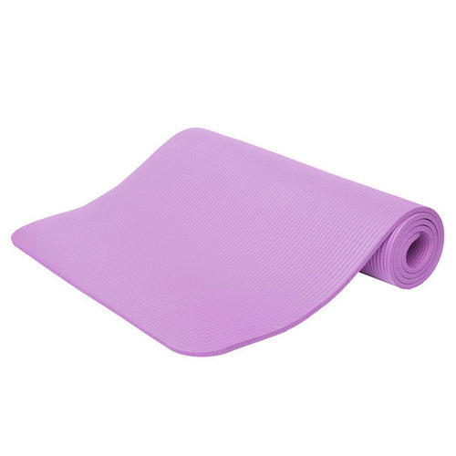 Purple Non-Slip Yoga Mat