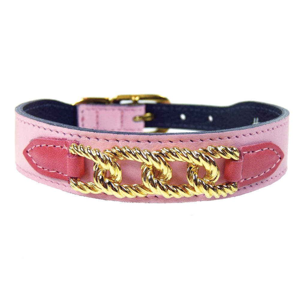Mayfair in Sweet & Petal Pink Collar