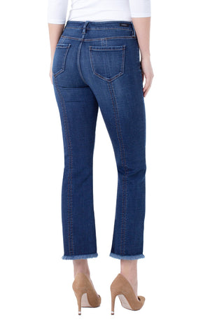 Lucy Cropped Kickflare