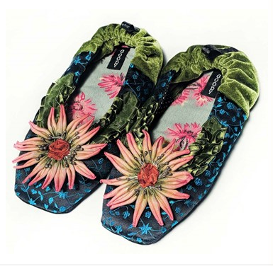 Coral House Slipper