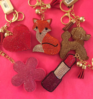 Blingy Keychains