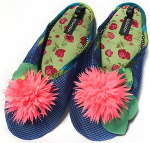 Neon House Slipper