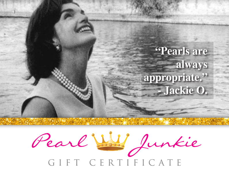 Pearl Junkie Gift Card