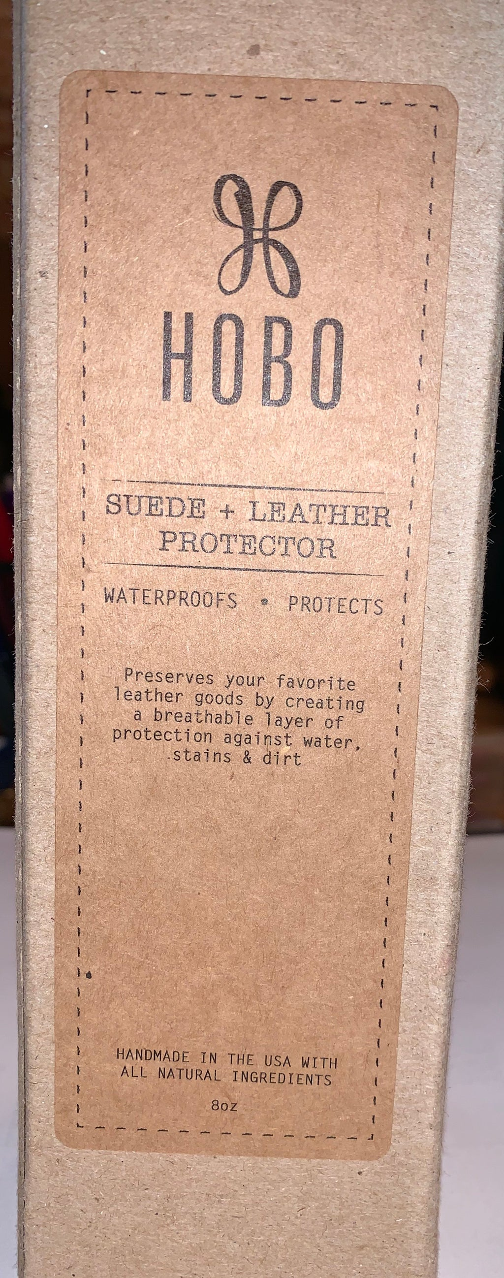 Hobo Suede and Leather Protector