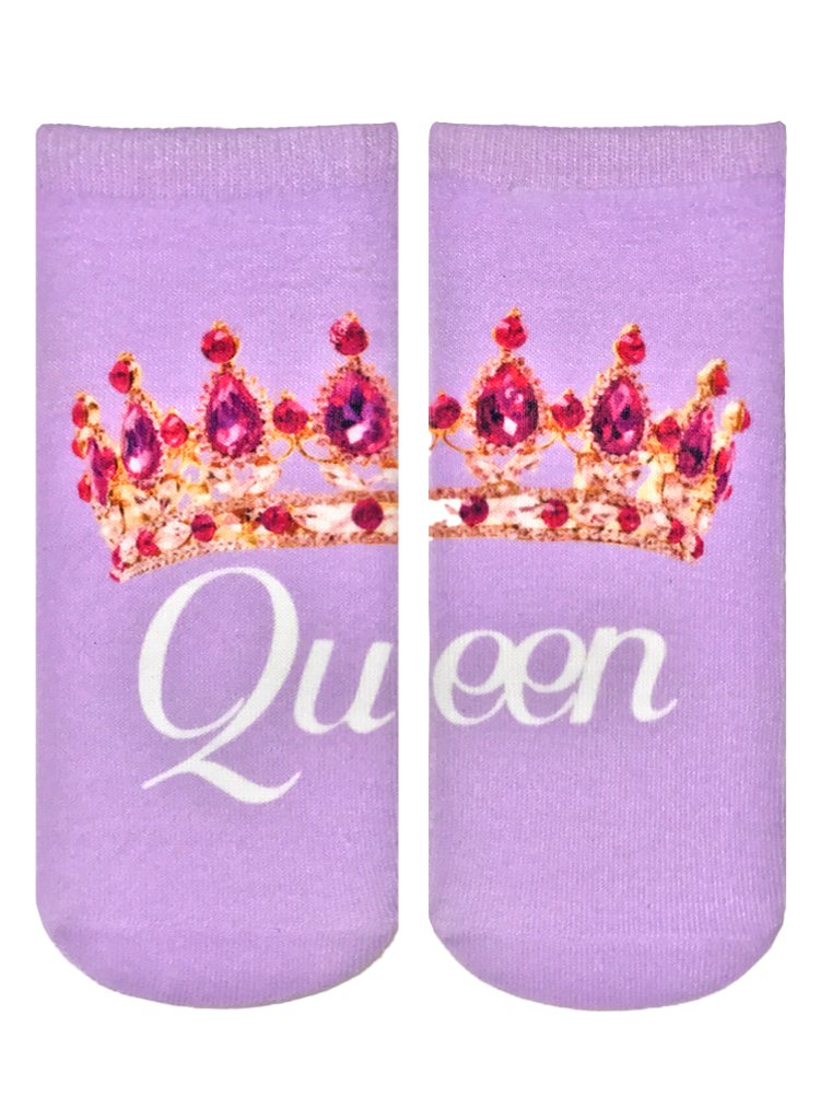 Queen Ankle Socks