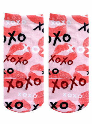 XOXO Ankle Sock