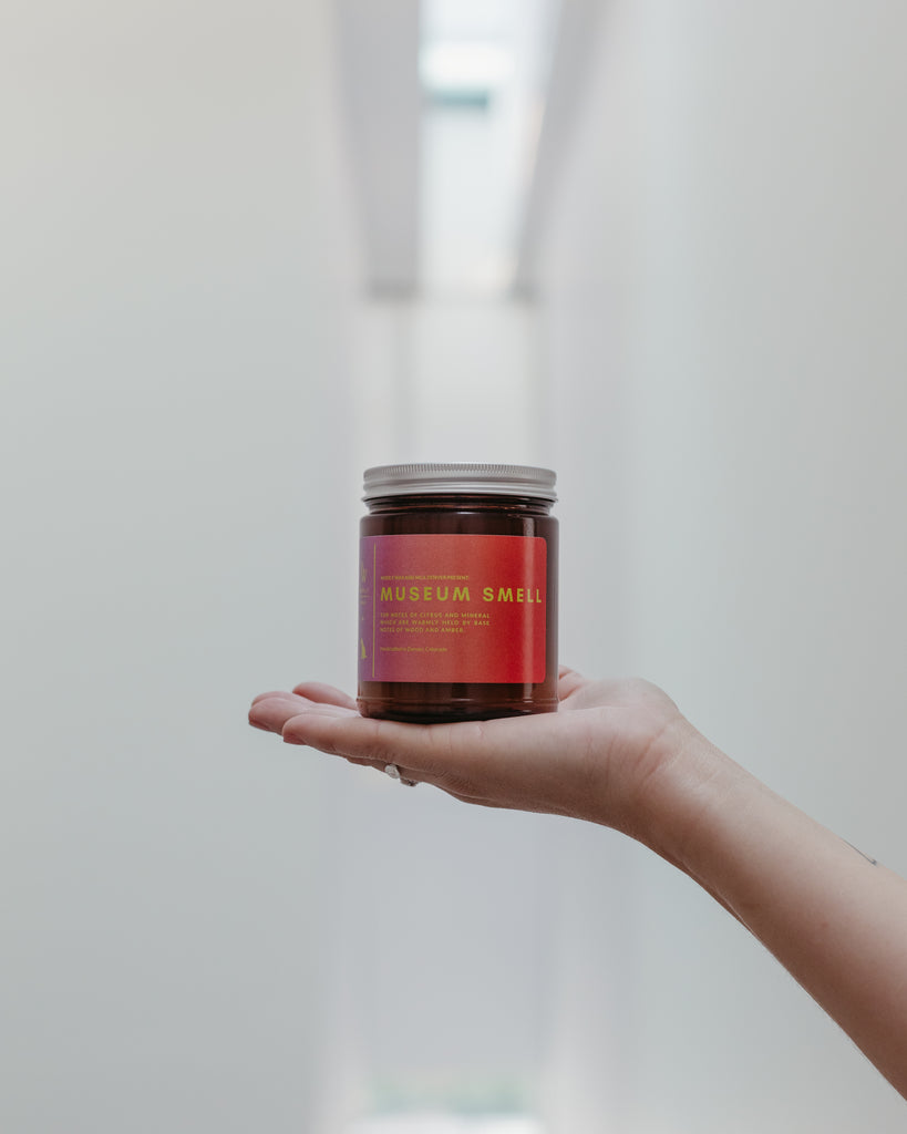 Museum Smell Candle