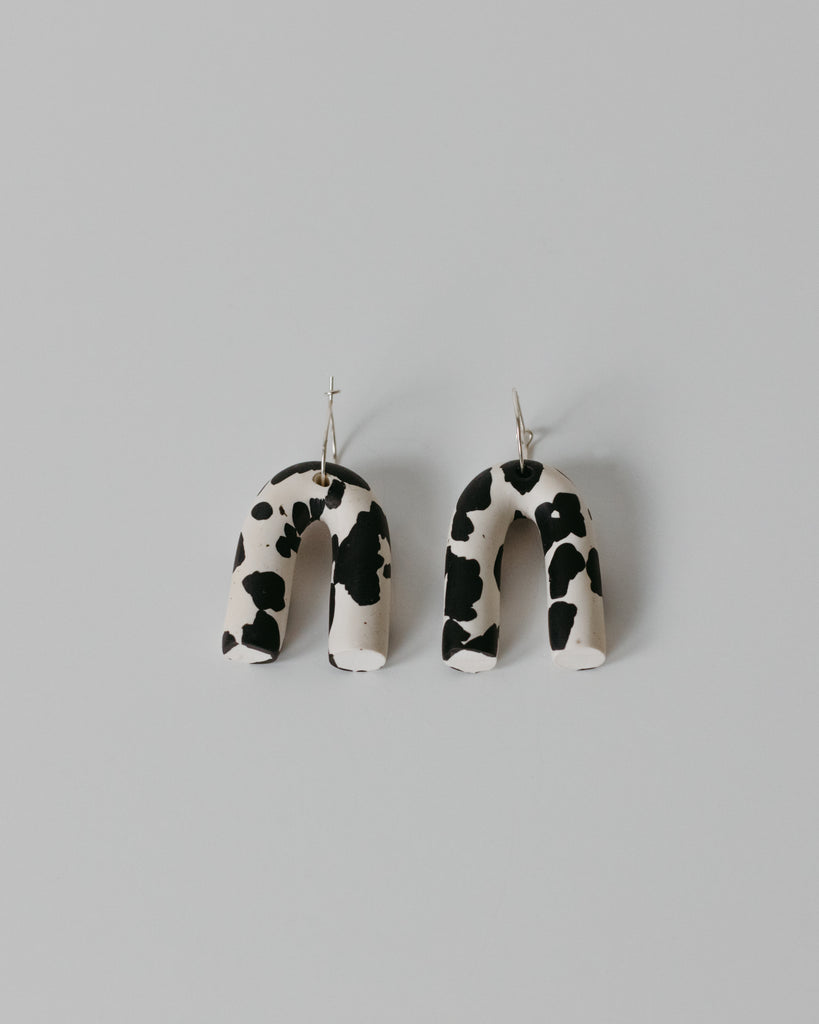Cow Baby Earrings