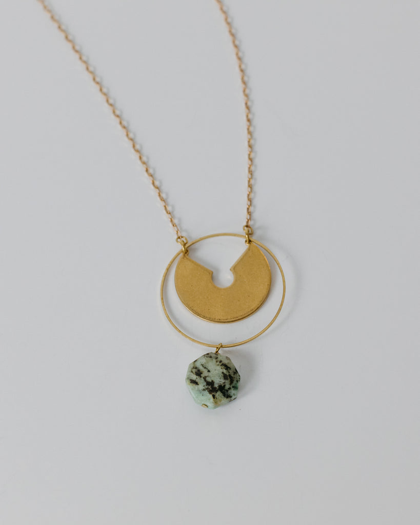 Fiona Geo Necklace