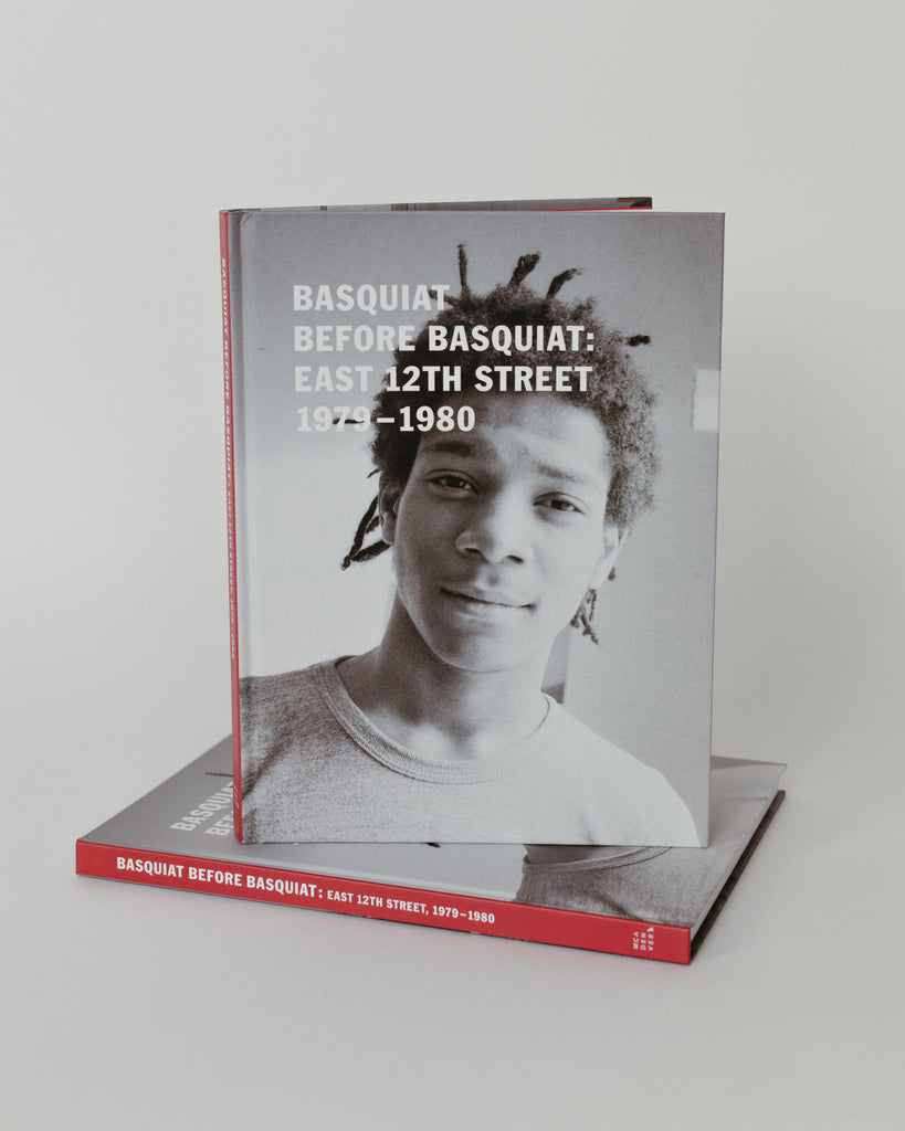 Basquiat Before Basquiat: East 12th Street, 1979-1980