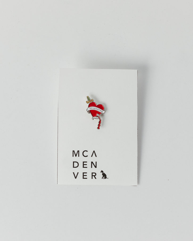 MCA Denver Pin