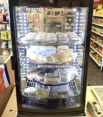 Fresh British Bakery Cakes & Pies! Every Wednesday & Thursday.