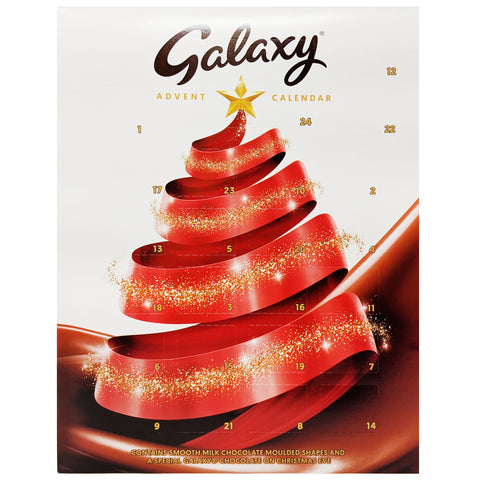 Galaxy Advent Calendar 110g