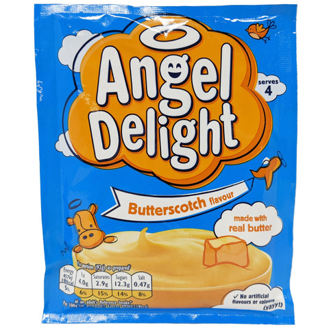 Angel Delight Butterscotch 59g - Blighty's British Store