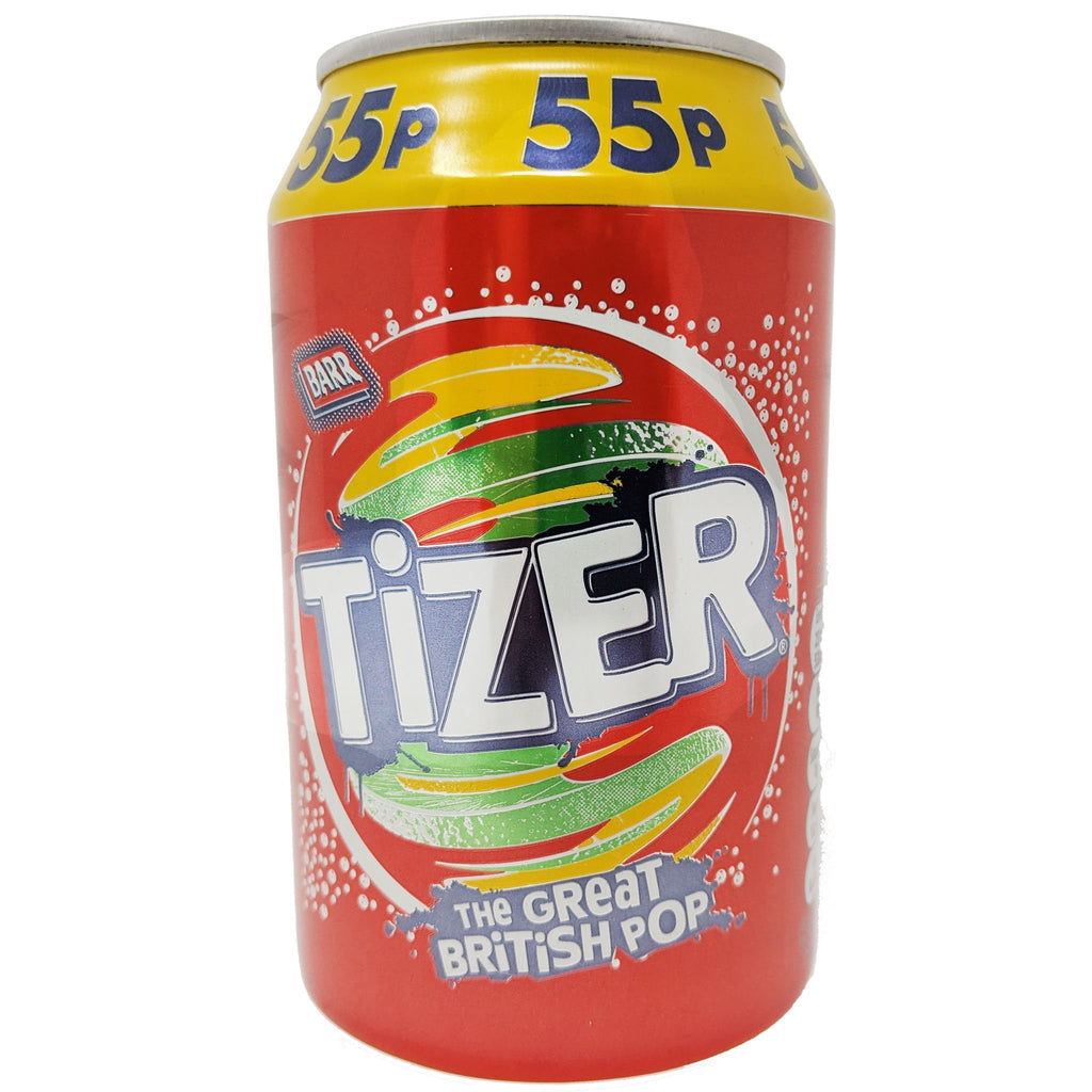 Barr Tizer 330ml - Blighty's British Store