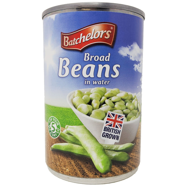 Batchelors Broad Beans In Water 300g - Blighty's British Store