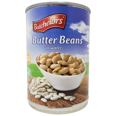 Batchelor's Butter Beans In Water 400g - Blighty's British Store