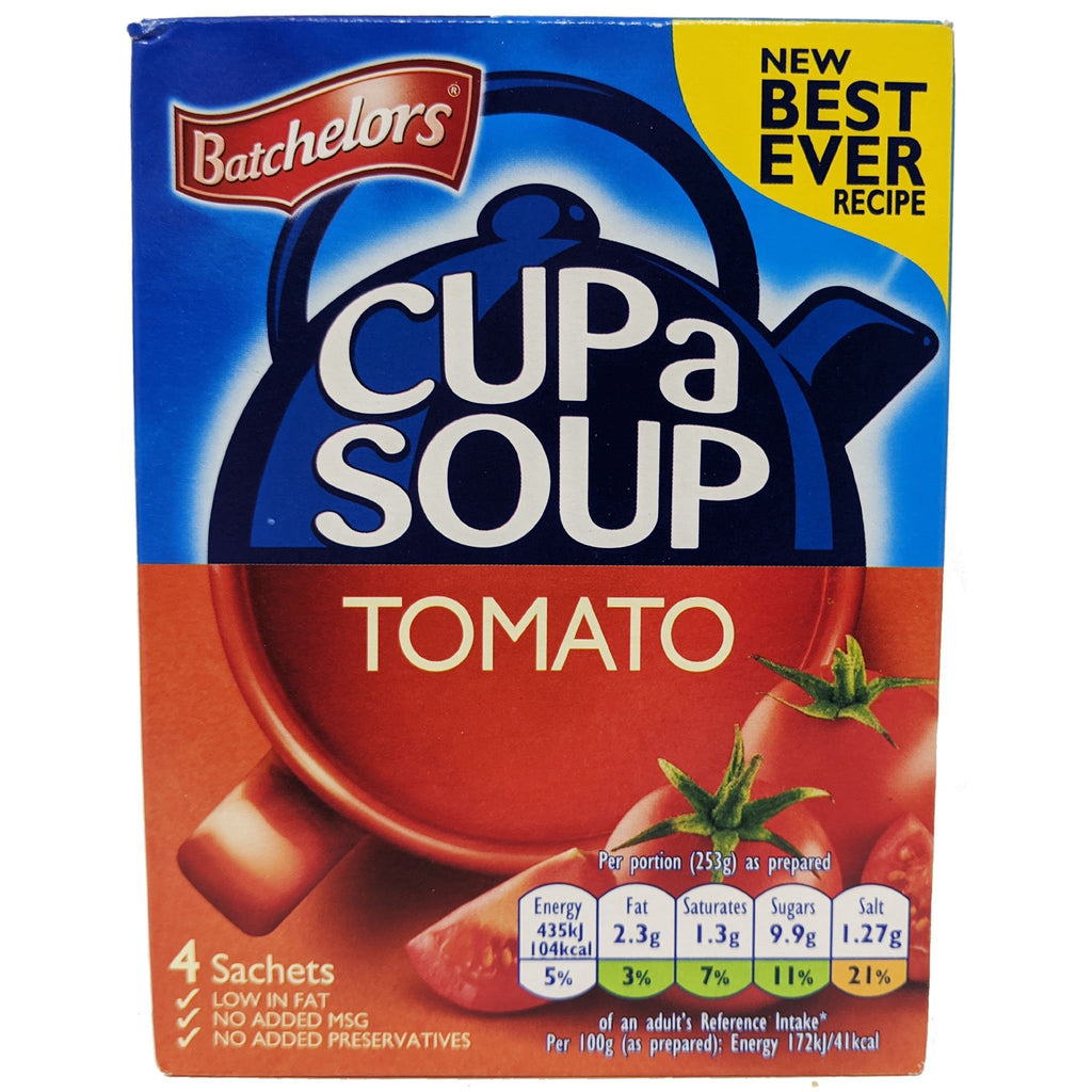 Batchelor's Cup A Soup Tomato 93g - Blighty's British Store