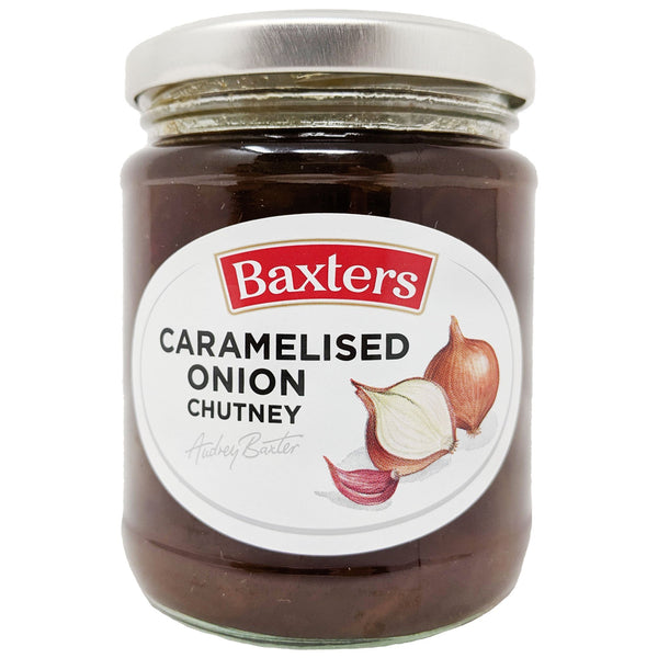 Baxter's Caramelised Onion Chutney 290g - Blighty's British Store