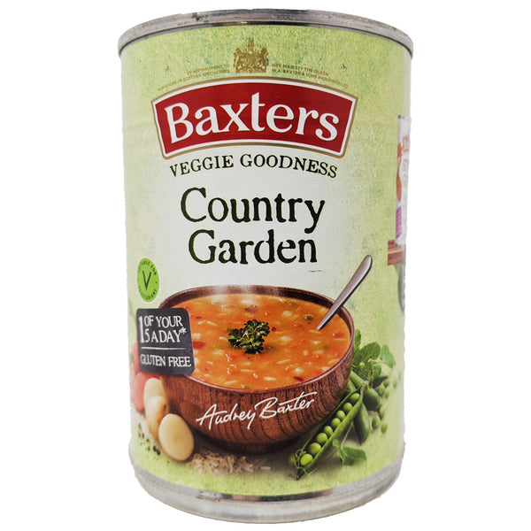 Baxter's Country Garden Soup 400g - Blighty's British Store