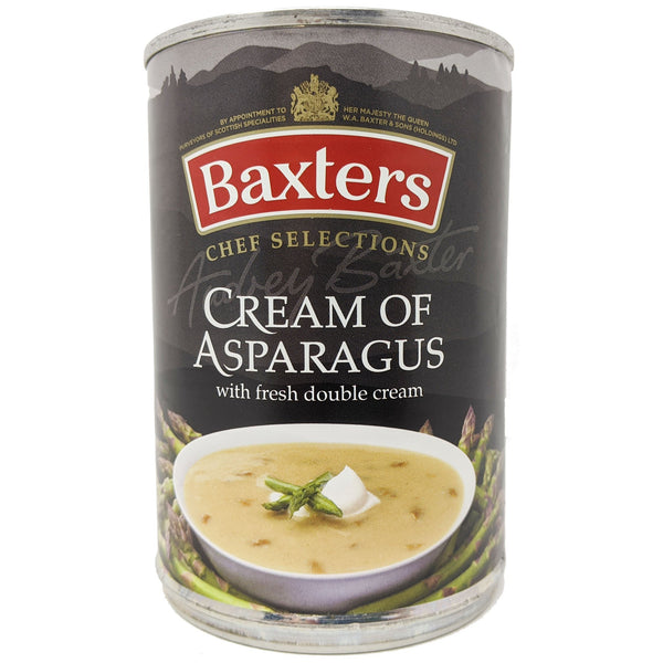 Baxter's Cream Of Asparagus Soup 400g - Blighty's British Store