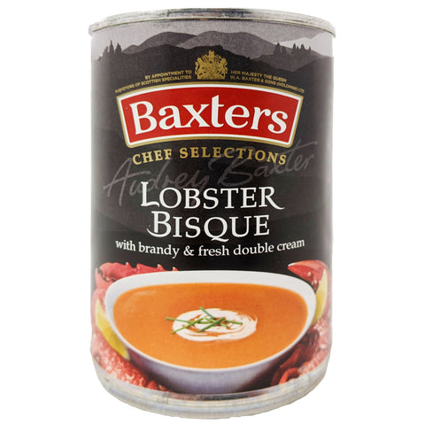Baxter's Lobster Bisque Soup 400g - Blighty's British Store