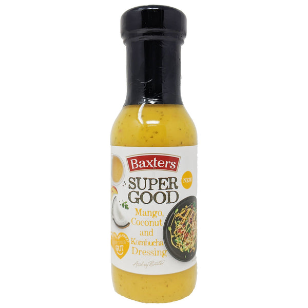 Baxters Super Good Mango, Coconut and Kombucha Dressing 255g - Blighty's British Store