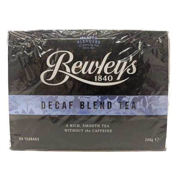 Bewley's Decaf Blend Tea 80 Bags - Blighty's British Store