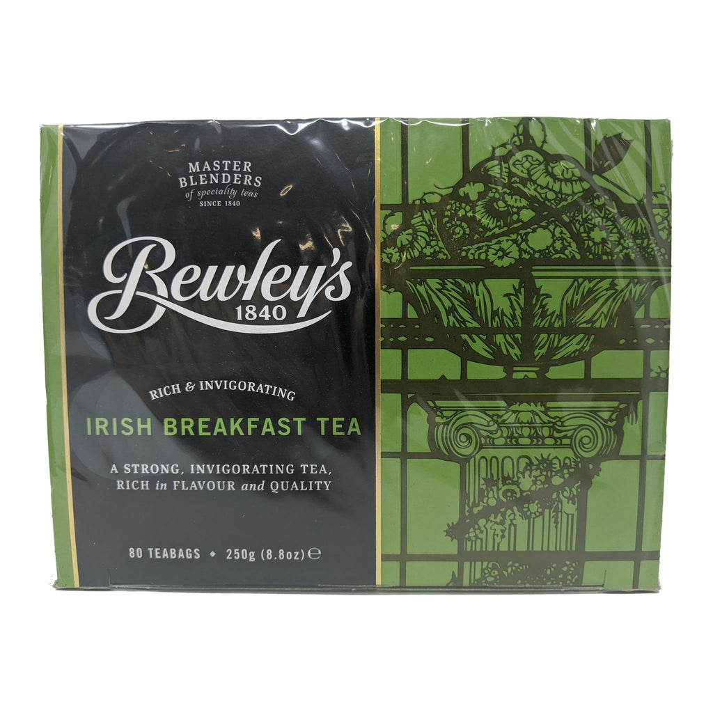 Bewley's Irish Breakfast Tea 80 Bags - Blighty's British Store