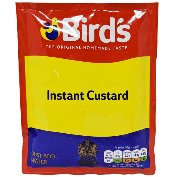 Bird's Instant Custard 75g - Blighty's British Store